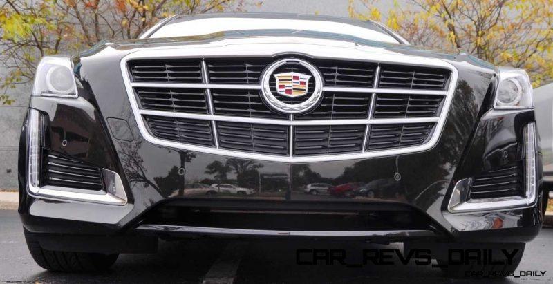 2014 Cadillac CTS4 2.0T -CarRevsDaily.com