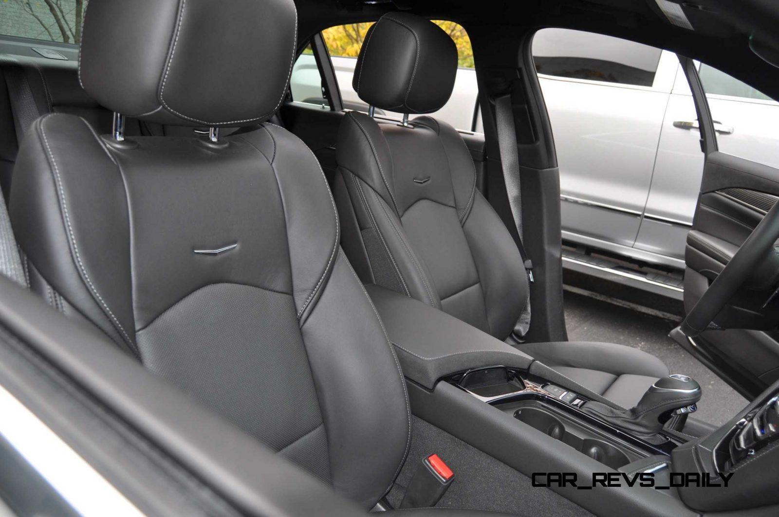 111111111112 2014 Cadillac CTS4 2