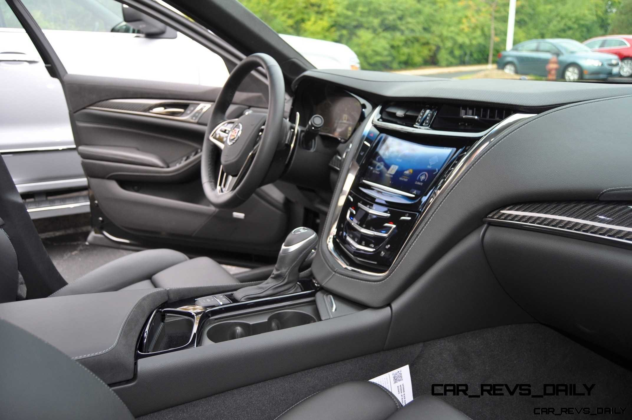 2014 Cadillac ATS 2.0T and CTS Vsport in High-Resolution ...