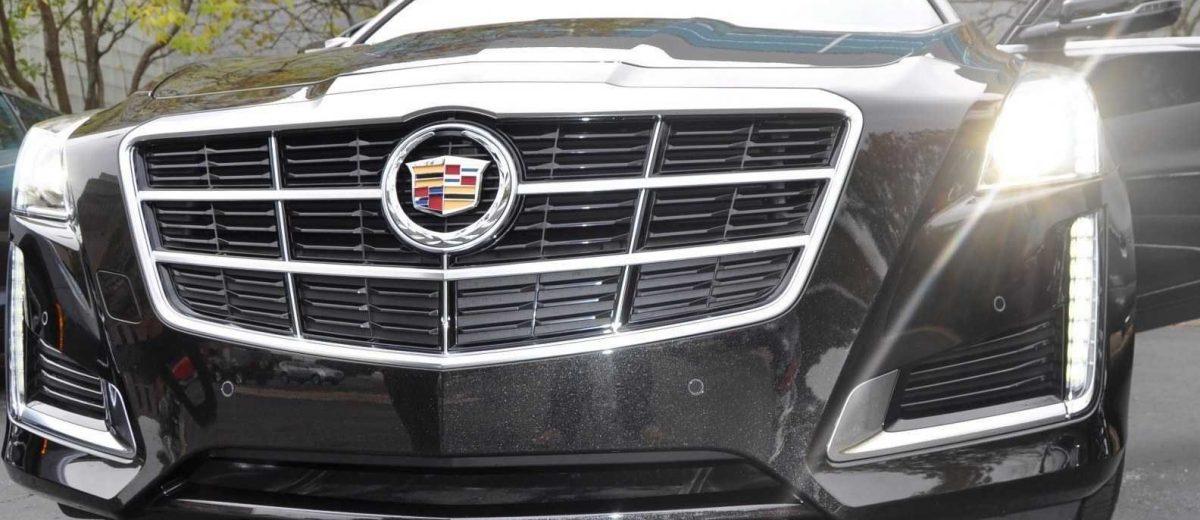 111111111115 2014 Cadillac CTS4 2