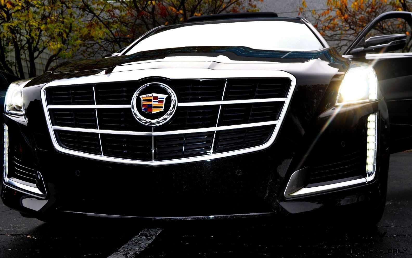 111111111116 2014 Cadillac CTS4 2