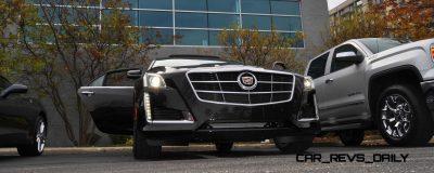 111111111119 2014 Cadillac CTS4 2