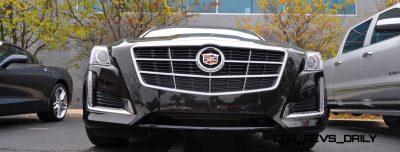 11111111112 2014 Cadillac CTS4 2