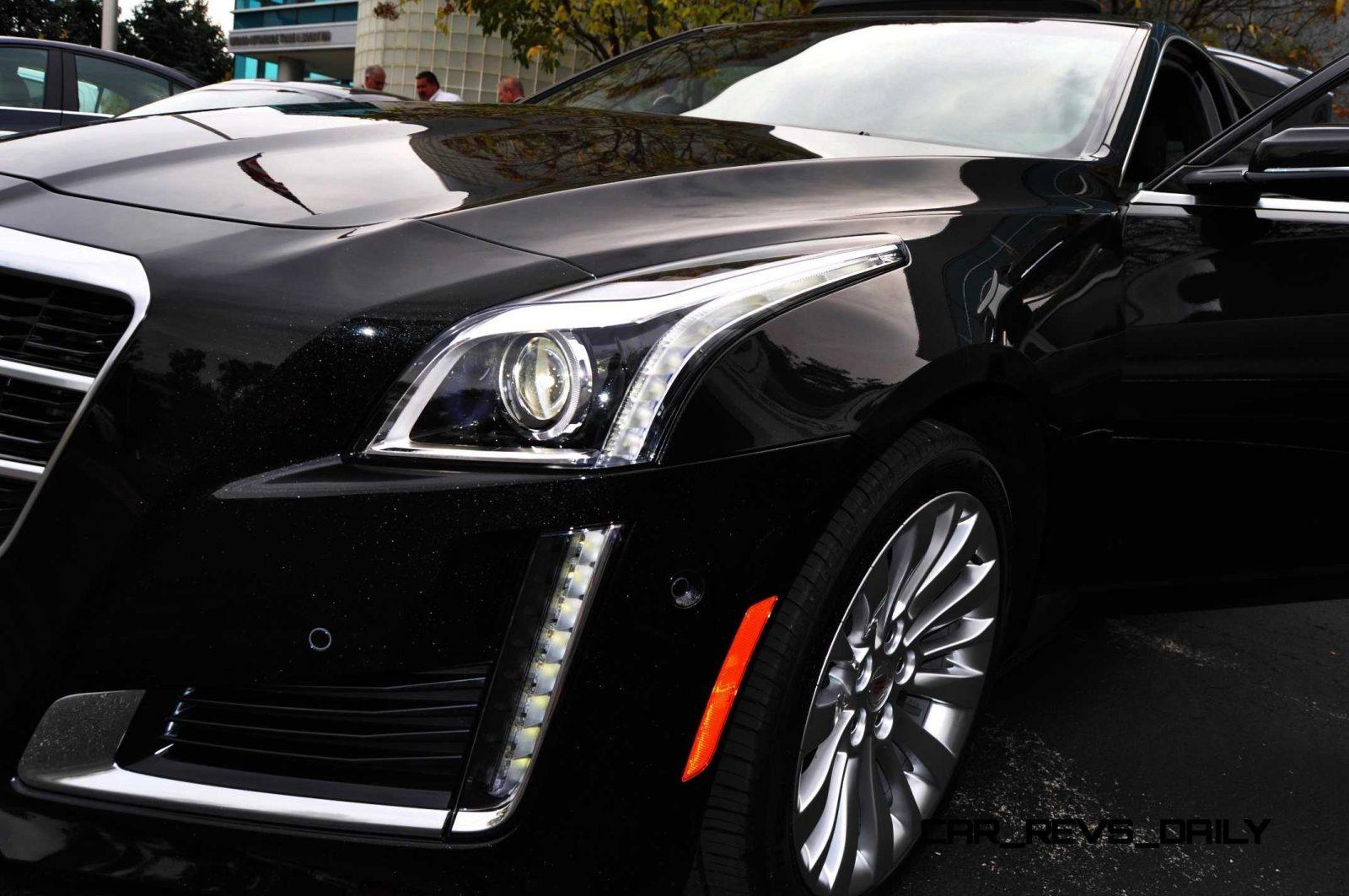 111111111126 2014 Cadillac CTS4 2
