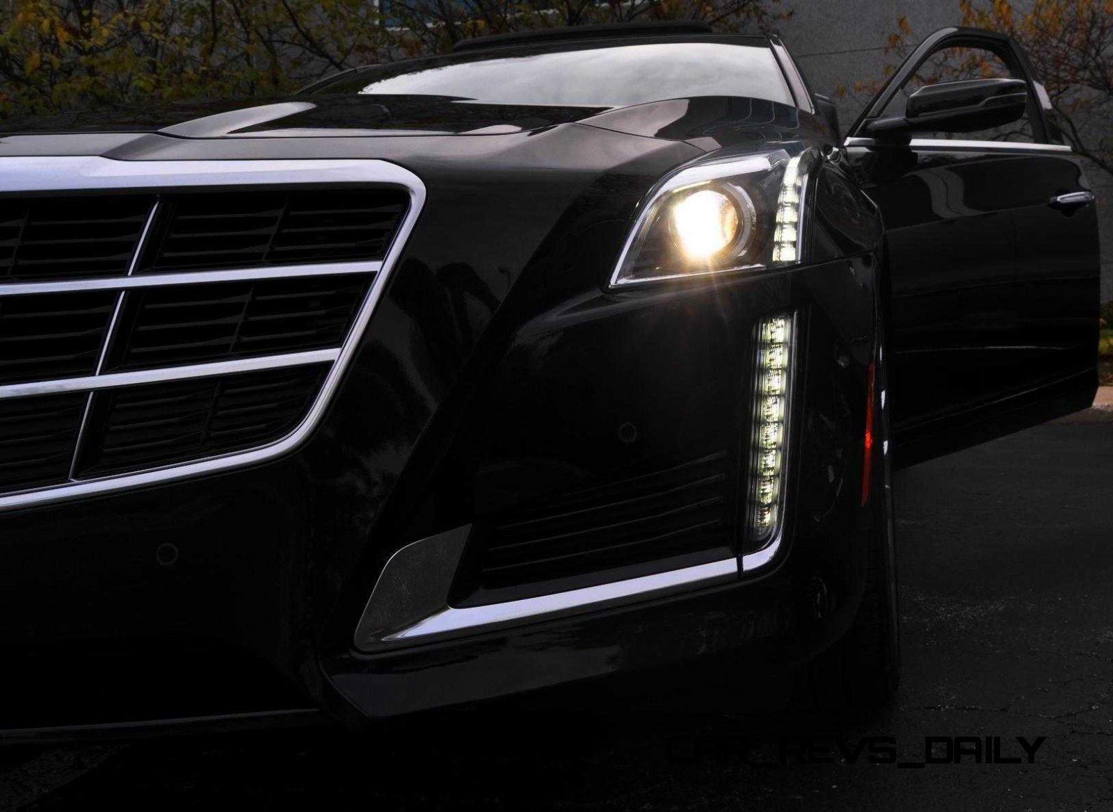 111111111127 2014 Cadillac CTS4 2