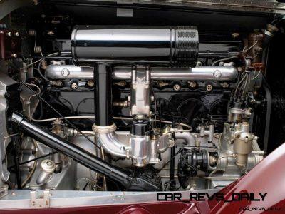 1933 Rolls-Royce Phantom II Continental Sports Coupé by Freestone & Webb3