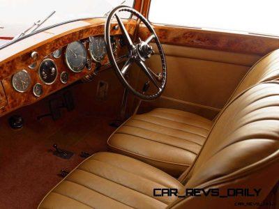 1933 Rolls-Royce Phantom II Continental Sports Coupé by Freestone & Webb4