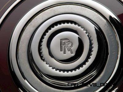 1933 Rolls-Royce Phantom II Continental Sports Coupé by Freestone & Webb7