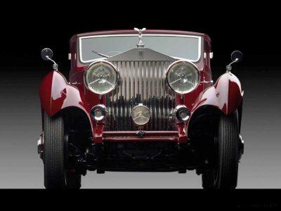 1933 Rolls-Royce Phantom II Continental Sports Coupé by Freestone & Webb13