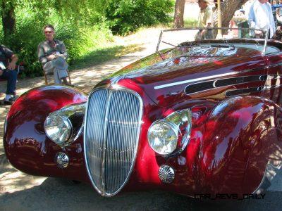1939 Delahaye 165 V-12 Cabriolet at Mullin Auto Museum15