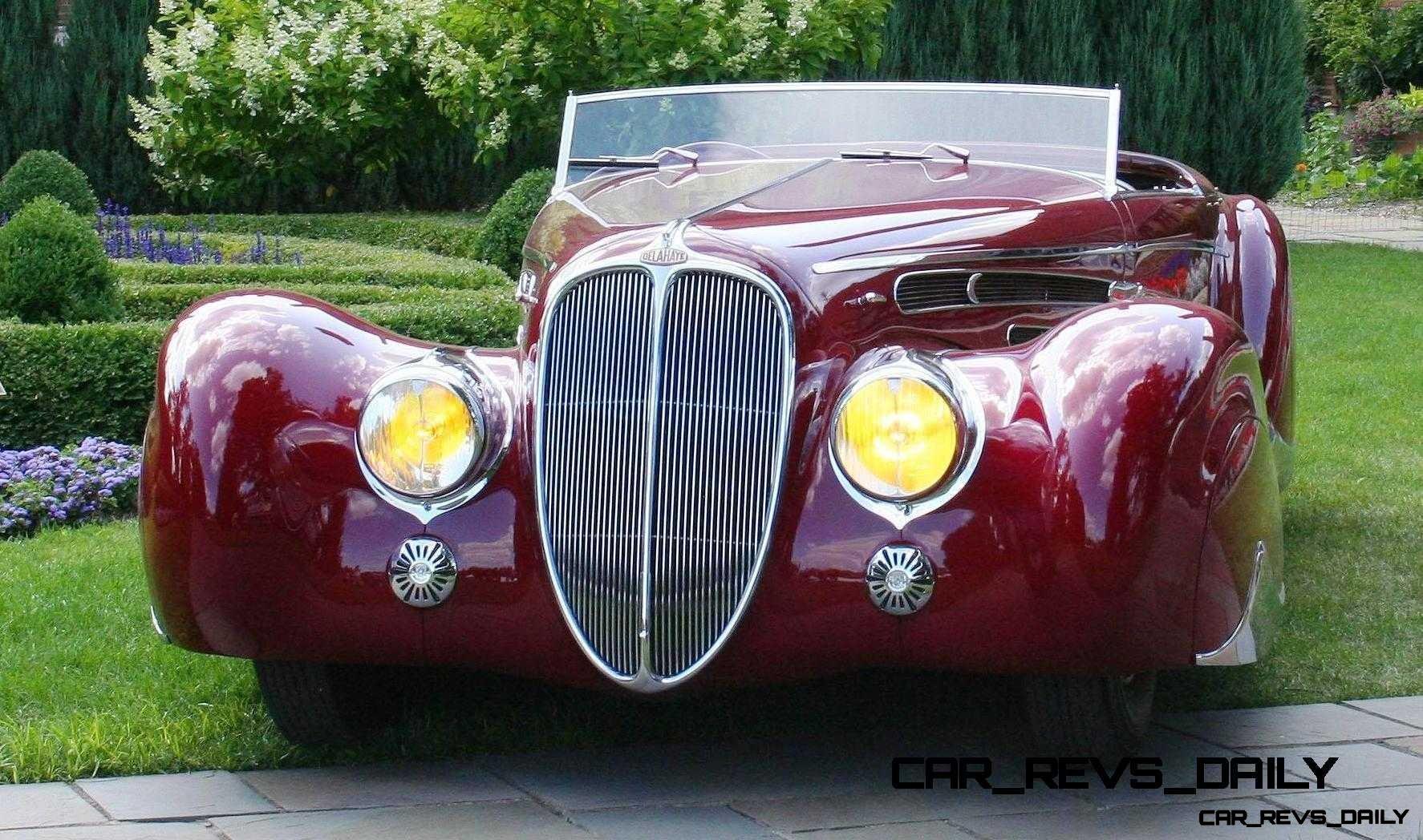 1939 Delahaye 165 V-12 Cabriolet at Mullin Auto Museum18