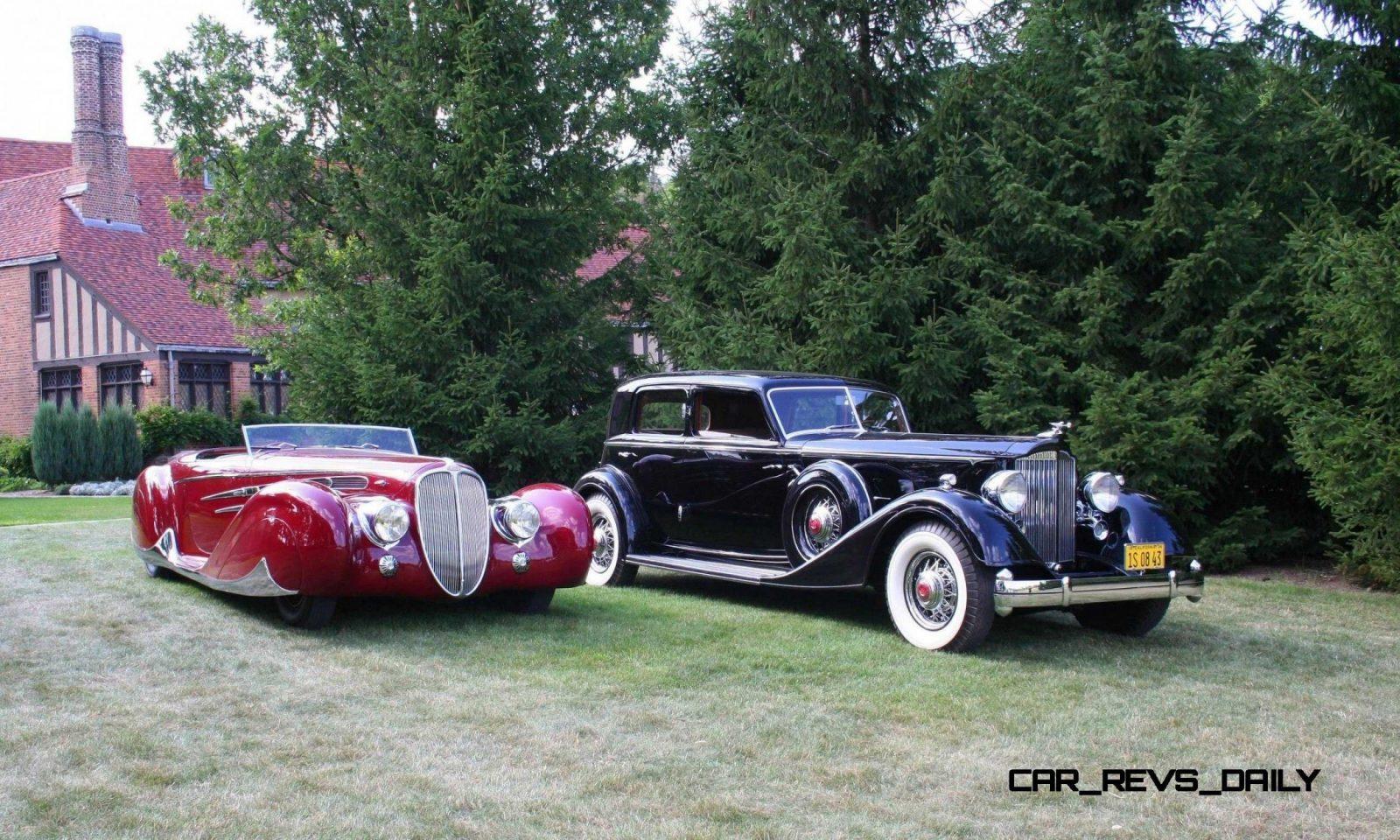 1939 Delahaye 165 V-12 Cabriolet at Mullin Auto Museum19