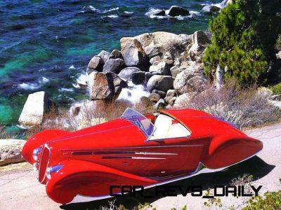 1939 Delahaye 165 V-12 Cabriolet at Mullin Auto Museum5