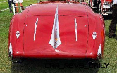 1939 Delahaye 165 V-12 Cabriolet at Mullin Auto Museum7