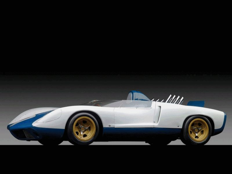 1964 Chevrolet CERV II7 ANIMATED GIF