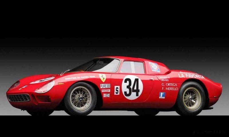 1964 Ferrari 250 LM by Carrozzeria Scaglietti1
