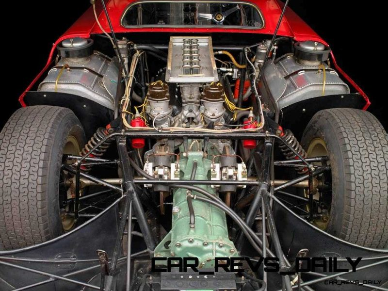 1964 Ferrari 250 LM by Carrozzeria Scaglietti3