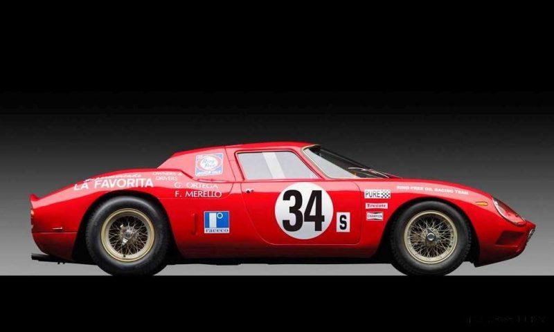 1964 Ferrari 250 LM by Carrozzeria Scaglietti5