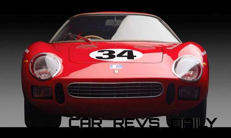 1964 Ferrari 250 LM by Carrozzeria Scaglietti7