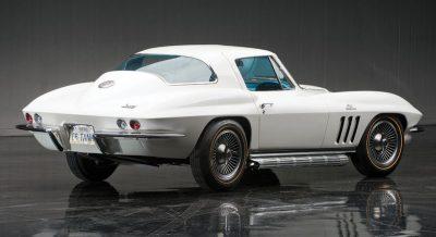 1966 Chevrolet Corvette Sting Ray 427/425 Big Tank Coupe