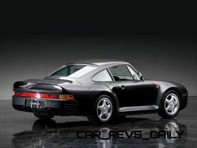 1988 Porsche 959 Komfort RM Auctions DD 20132