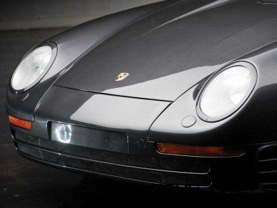 1988 Porsche 959 Komfort RM Auctions DD 20138