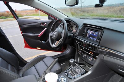 2014 Mazda6 i Touring - Video Summary + 40 High-Res Images32