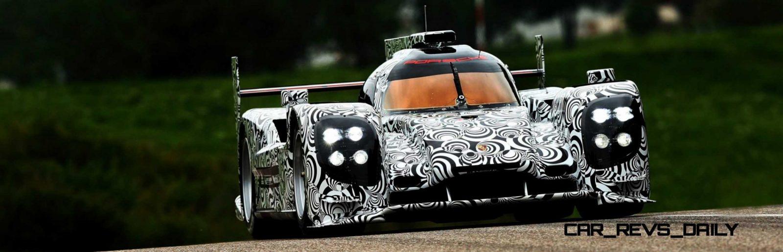 2013- Porsche LMP1 Rollout- Weissach1