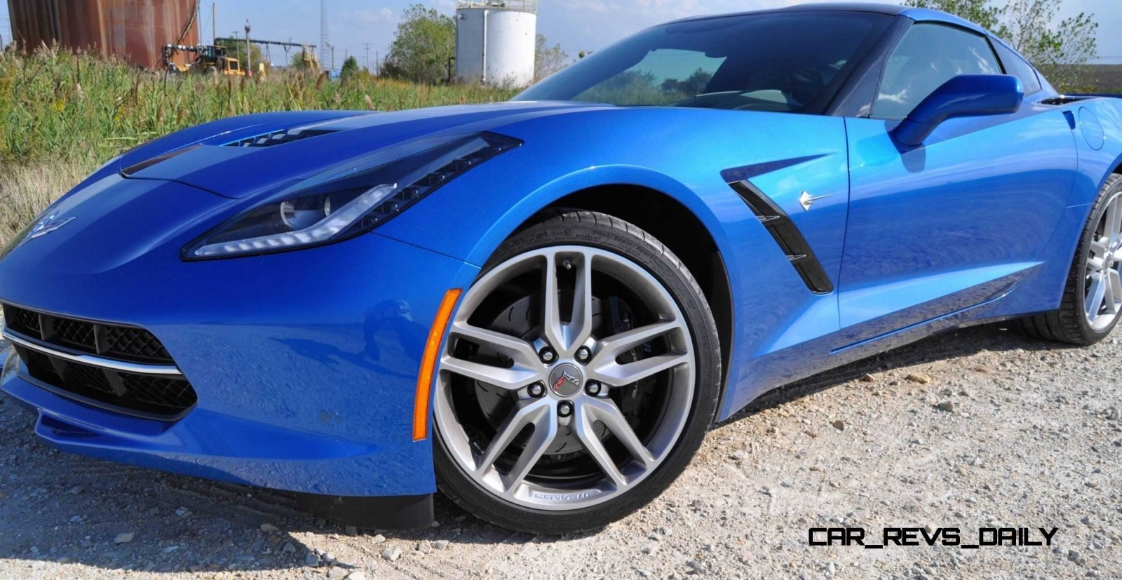 2014 Chevrolet Corvette Stingray Z51 in 102 Photos104