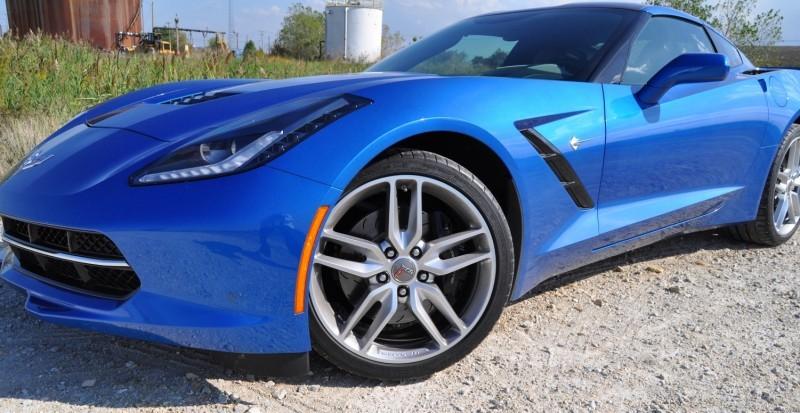 2014 Chevrolet Corvette Stingray Z51 in 102 Photos104