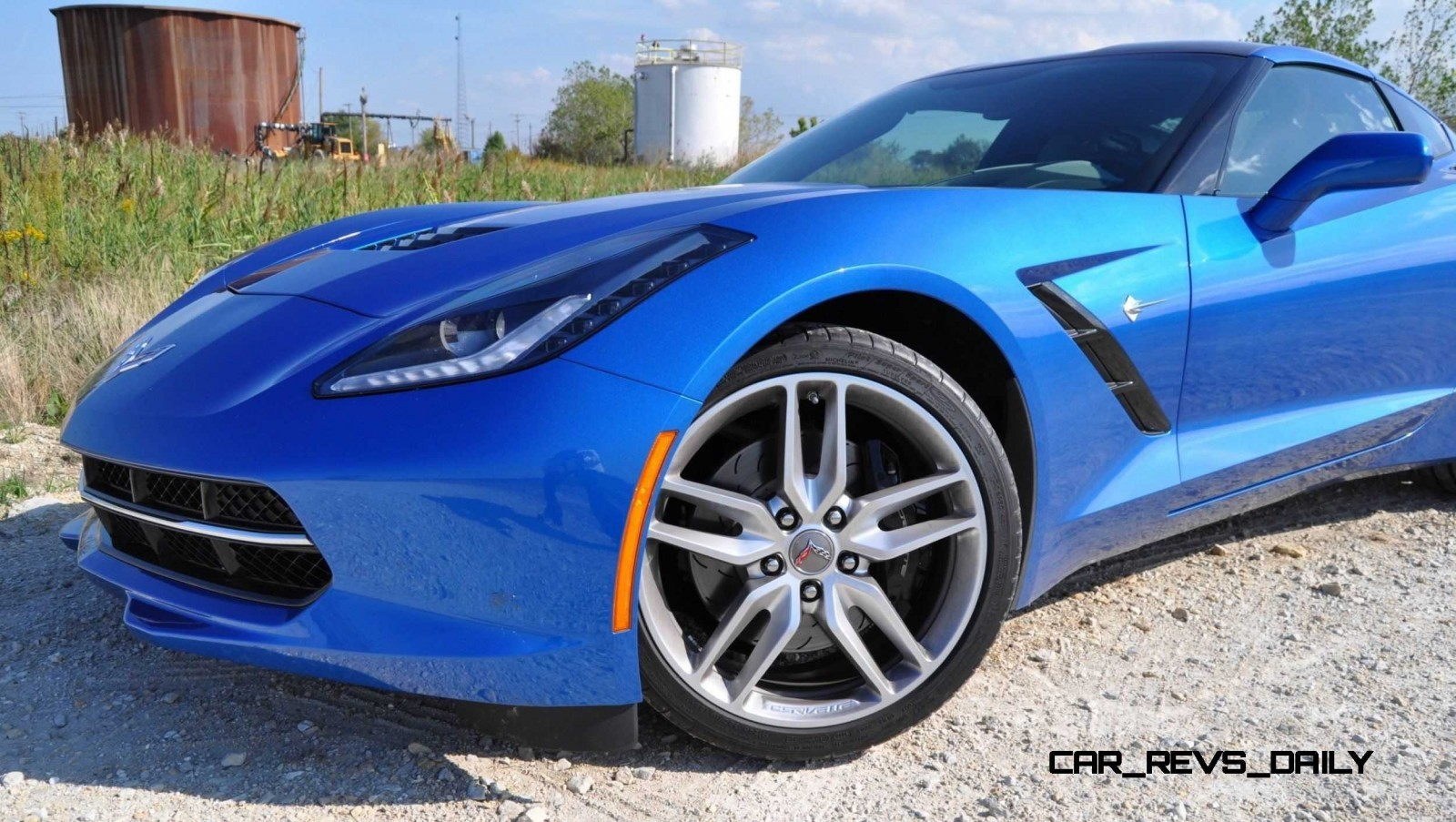 2014 Chevrolet Corvette Stingray Z51 in 102 Photos105