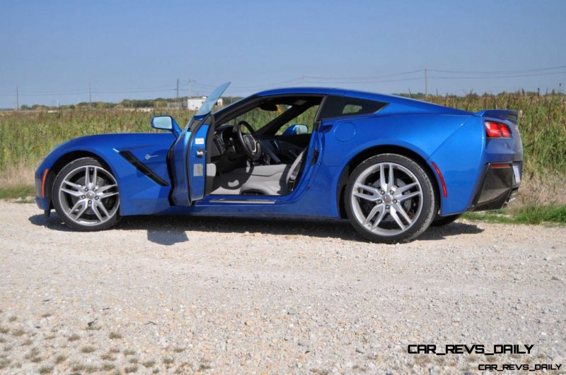 2014 Chevrolet Corvette Stingray Z51 in 102 Photos19