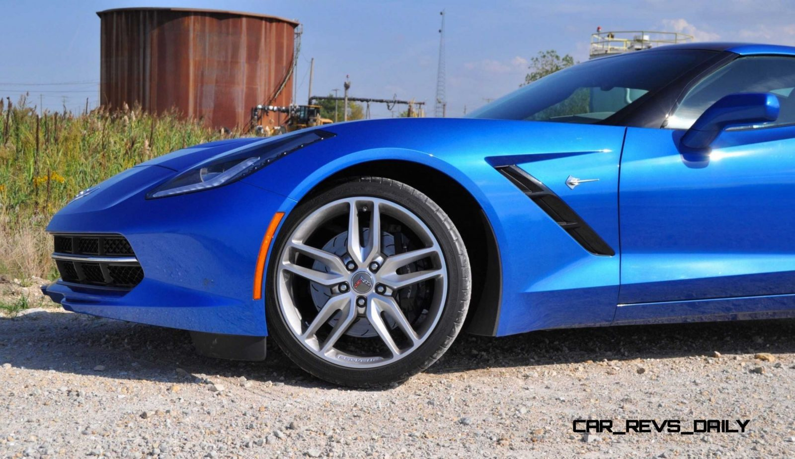 2014 Chevrolet Corvette Stingray Z51 in 102 Photos28