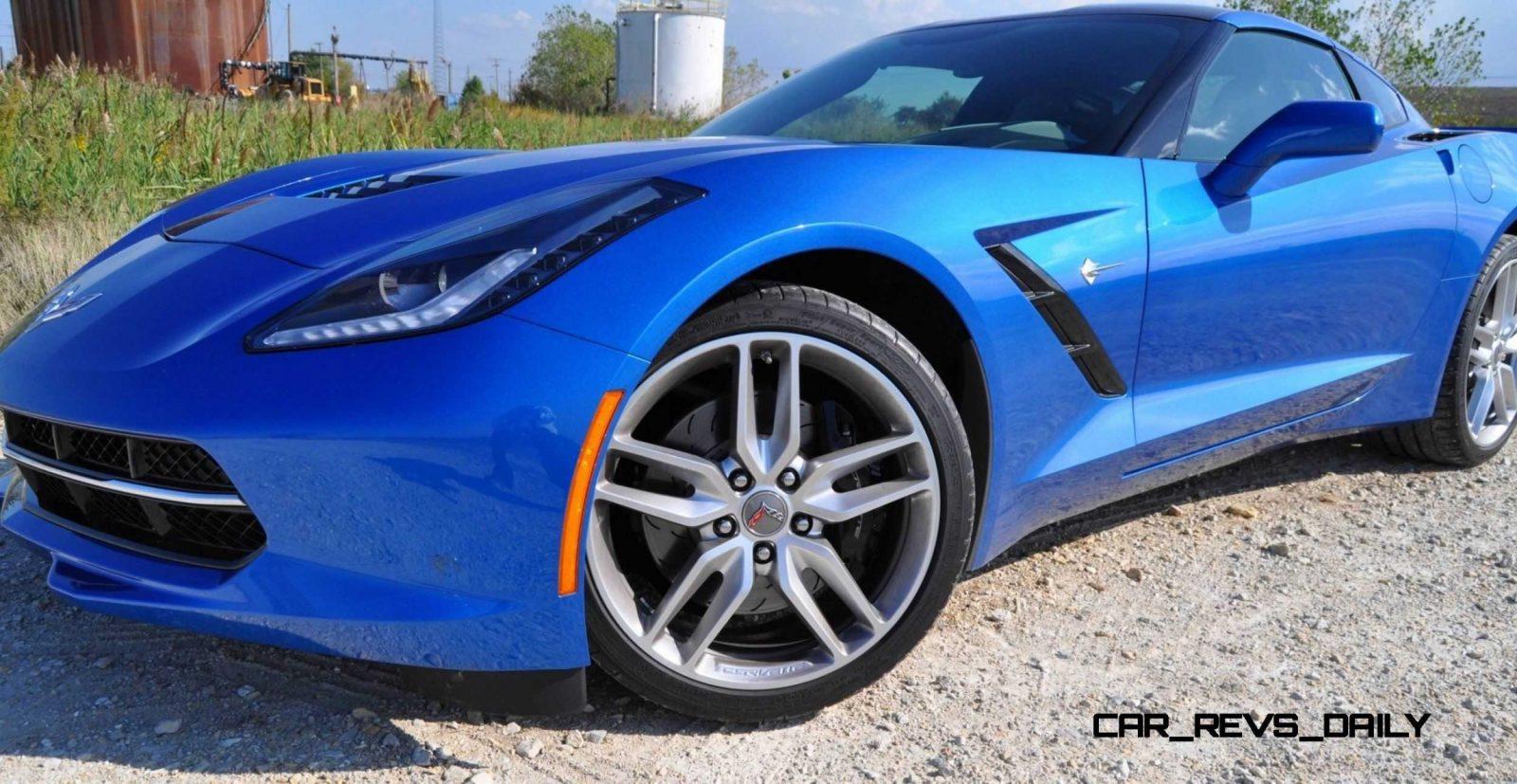 2014 Chevrolet Corvette Stingray Z51 in 102 Photos30