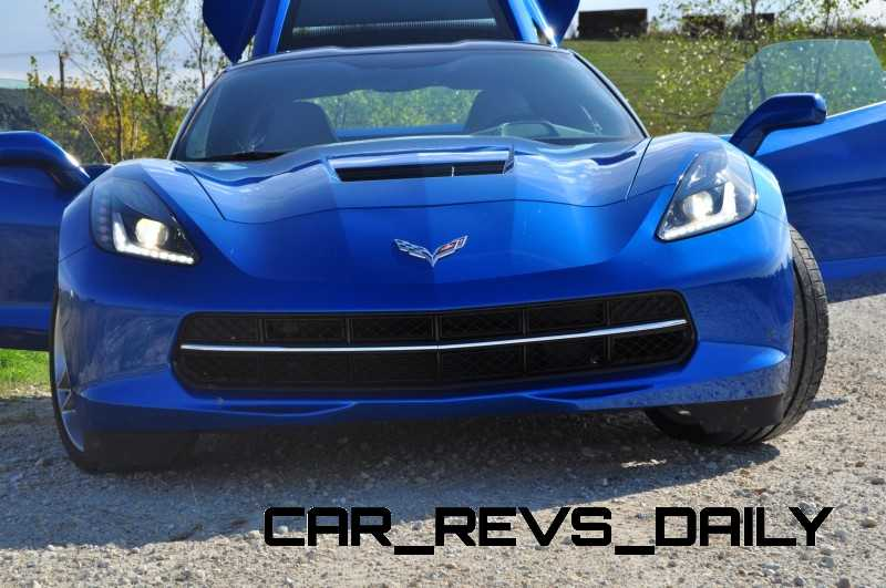 2014 Chevrolet Corvette Stingray Z51 in 102 Photos40