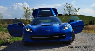 2014 Chevrolet Corvette Stingray Z51 in 102 Photos51