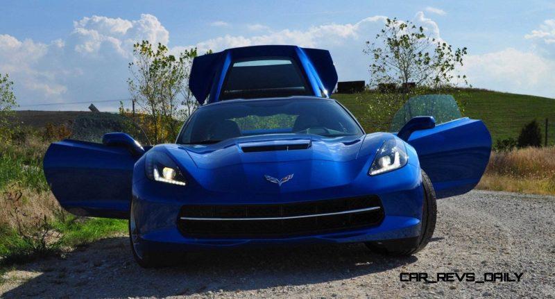 2014 Chevrolet Corvette Stingray Z51 in 102 Photos51