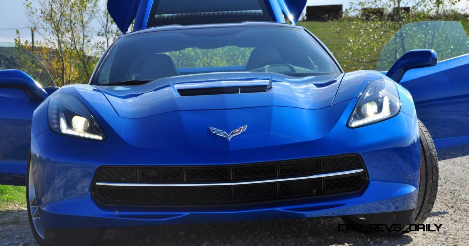 2014 Chevrolet Corvette Stingray Z51 in 102 Photos52