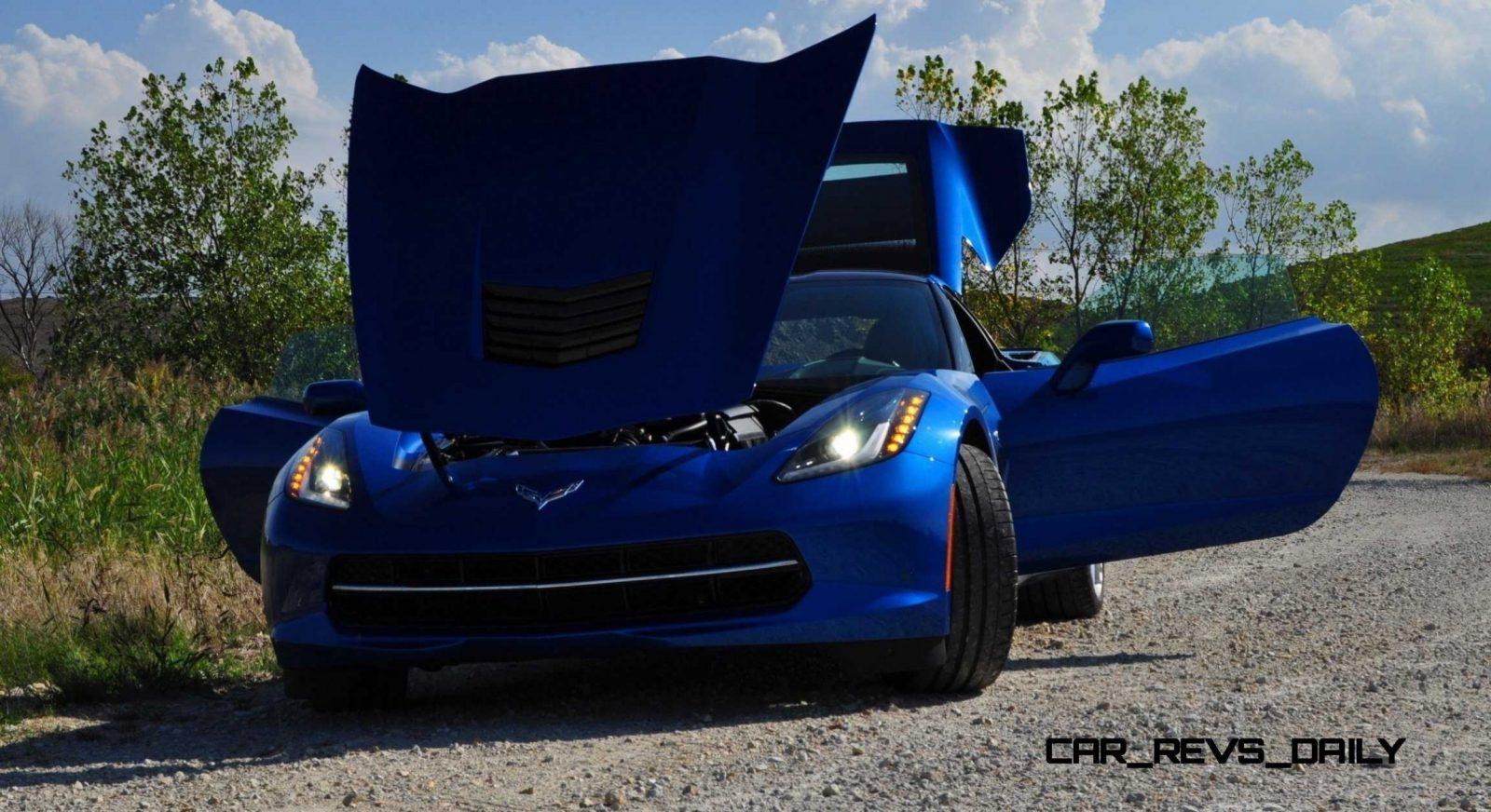 2014 Chevrolet Corvette Stingray Z51 in 102 Photos57