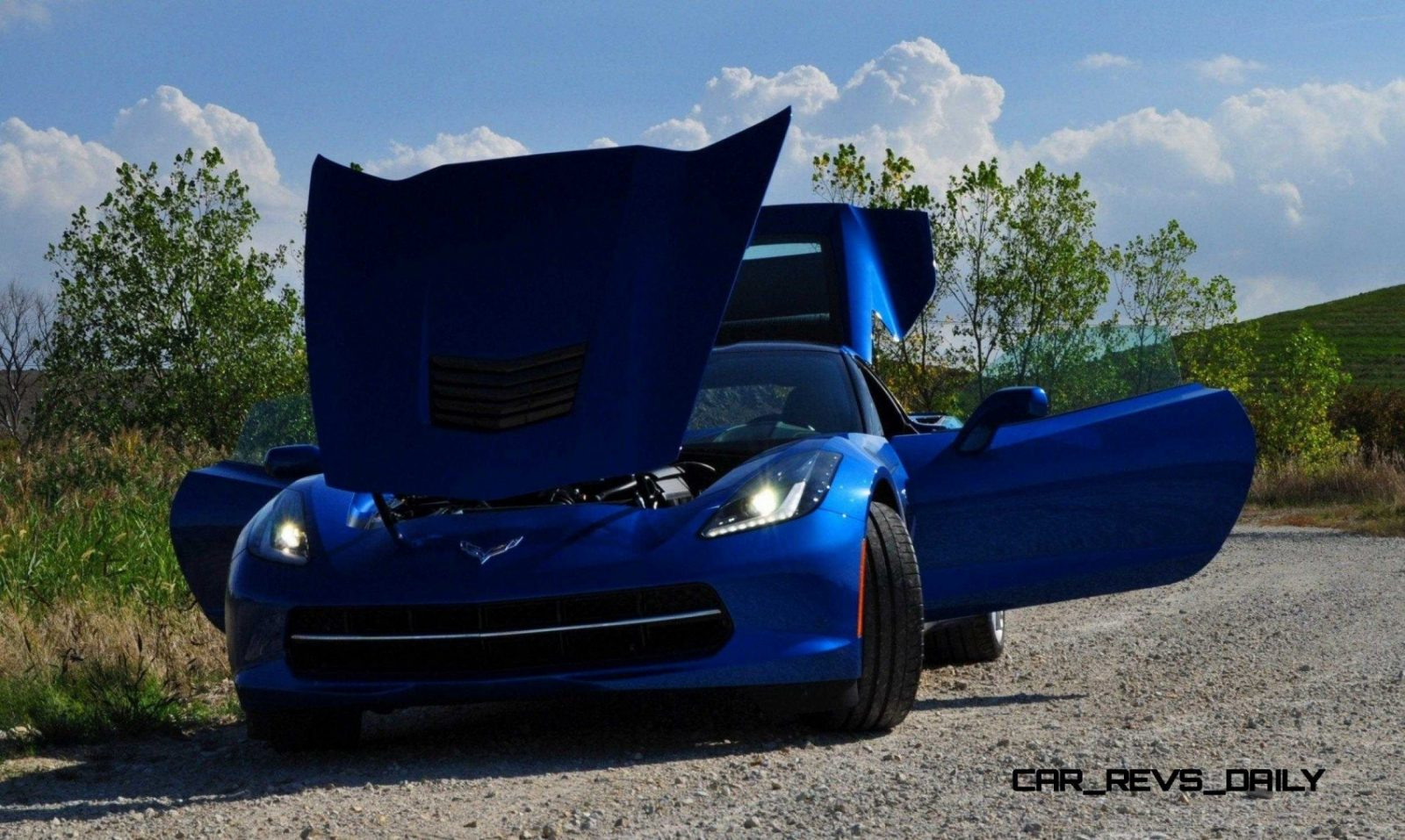 2014 Chevrolet Corvette Stingray Z51 in 102 Photos58