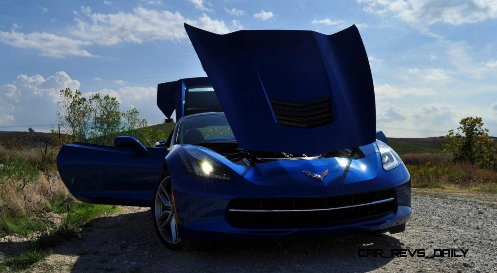 2014 Chevrolet Corvette Stingray Z51 in 102 Photos59