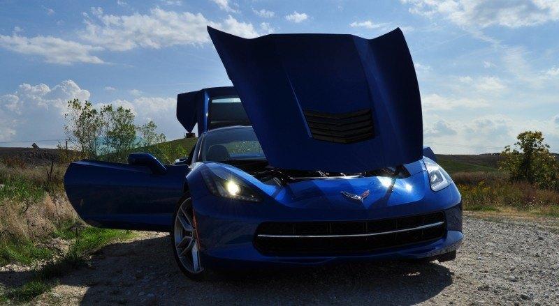 2014 Chevrolet Corvette Stingray Z51 in 102 Photos59