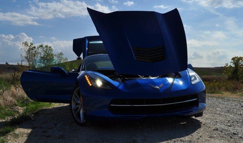 2014 Chevrolet Corvette Stingray Z51 in 102 Photos60