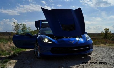 2014 Chevrolet Corvette Stingray Z51 in 102 Photos61