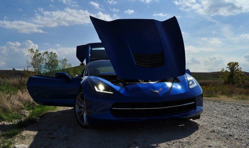 2014 Chevrolet Corvette Stingray Z51 in 102 Photos61