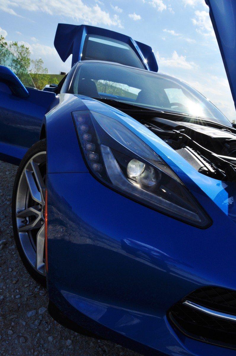 2014 Chevrolet Corvette Stingray Z51 in 102 Photos63