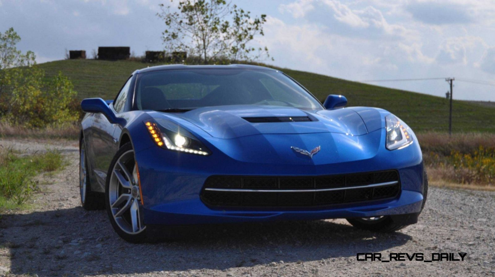 2014 Chevrolet Corvette Stingray Z51 >> 2014 Chevrolet Corvette Stingray Z51 in 102 Super-High-Res