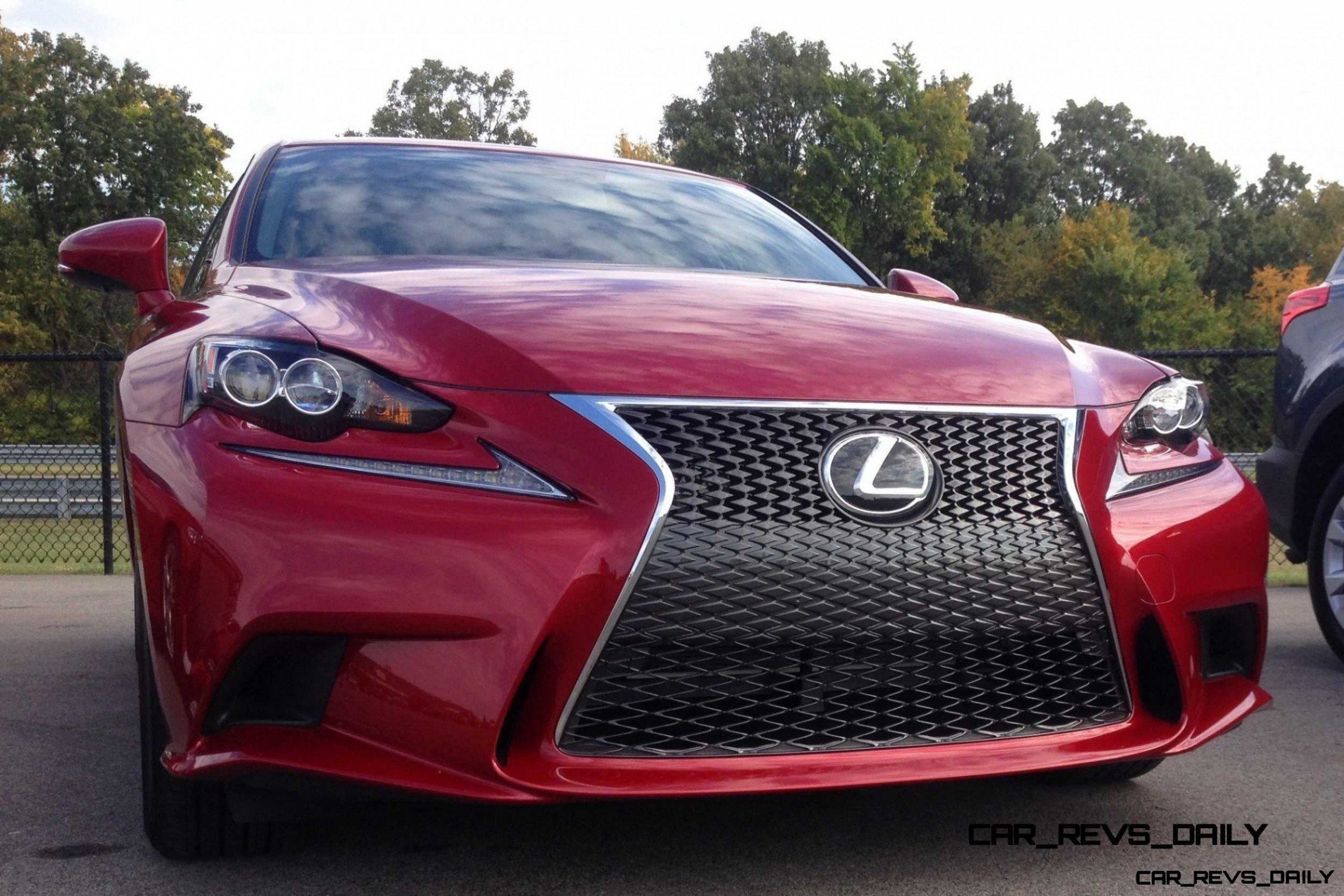 2014 Lexus IS350 AWD F Sport - First-Drive Photos