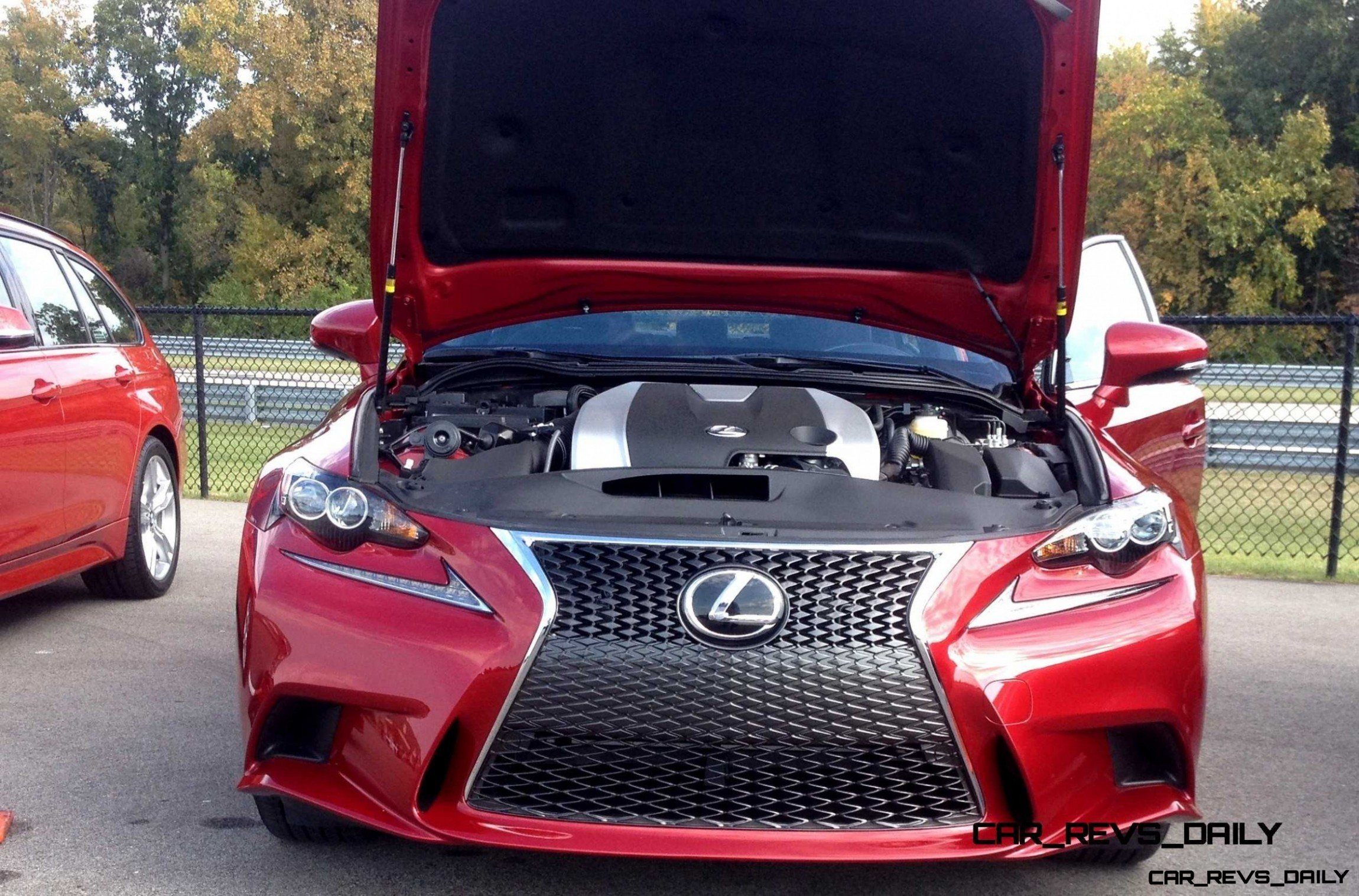 2014 Lexus IS350 AWD F Sport - First-Drive Photos15