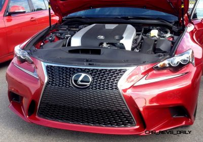 2014 Lexus IS350 AWD F Sport - First-Drive Photos16
